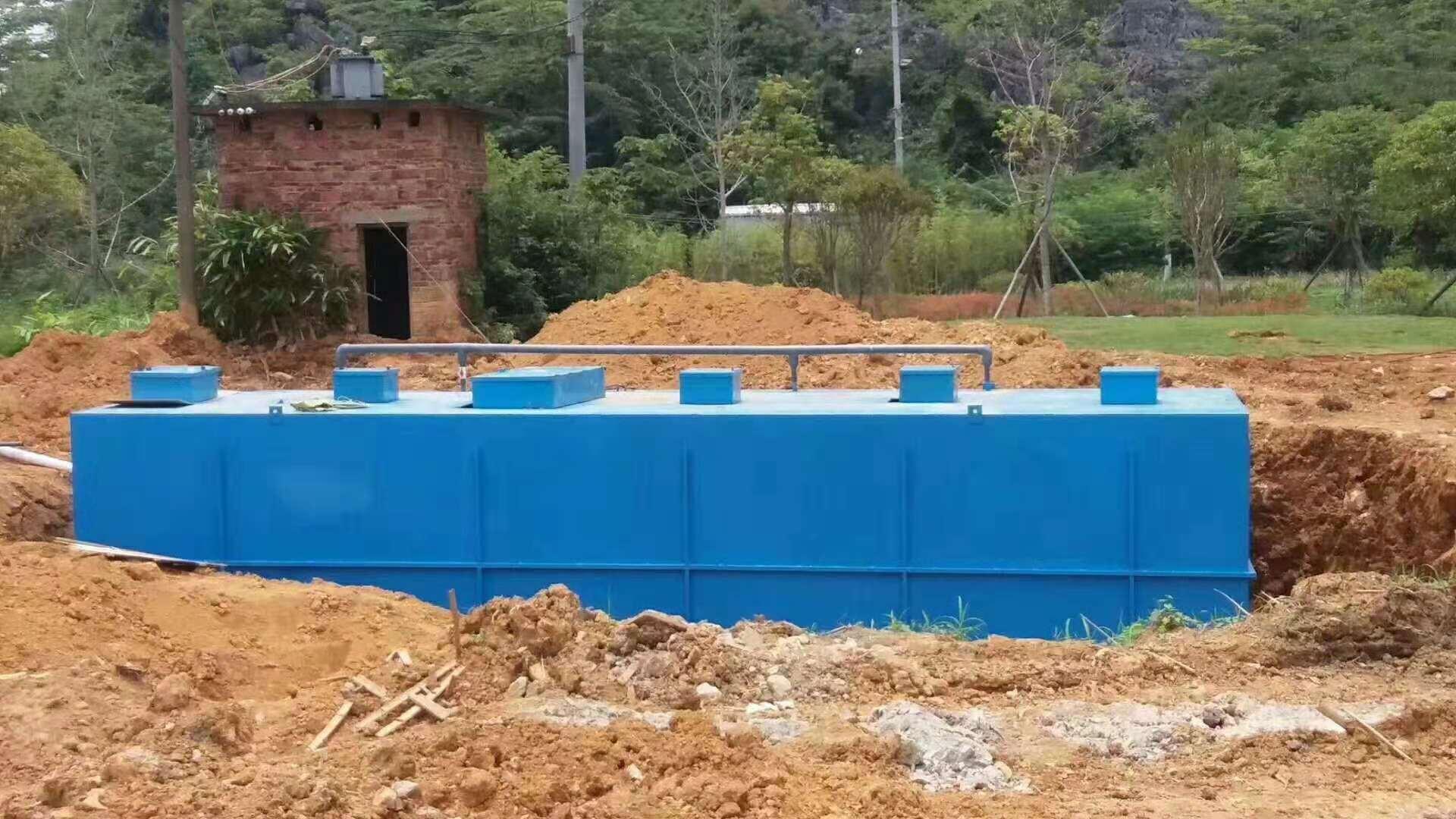 微動力小型農村污水處理設備