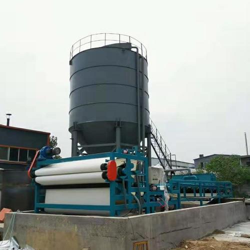沧州/衡水洗沙场污水处理设备配件有哪些功能呢?