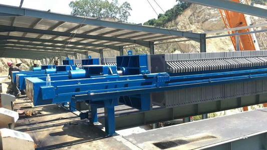 洗砂污水處理成套設備