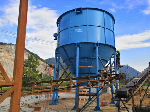 介紹泥漿處理設備工作原理和結構特點