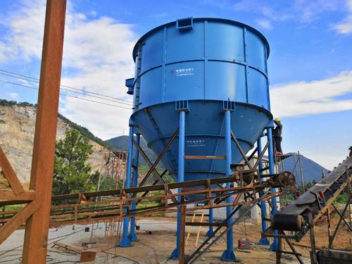 洗沙污水处理设备具体是如何工作的
