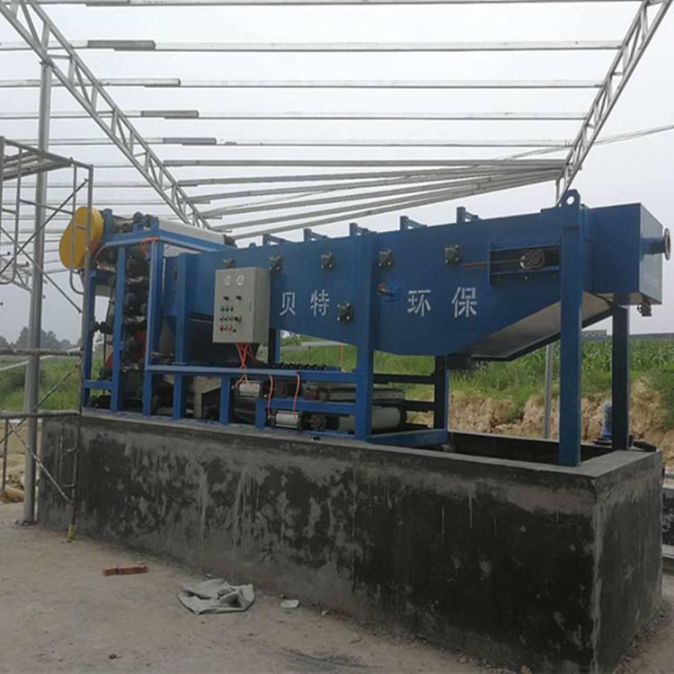 介紹一下洗砂污水處理設備的排水系統設計