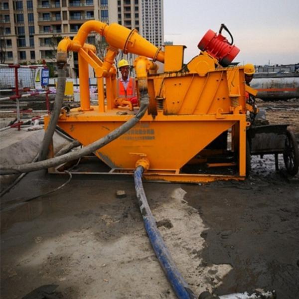 泥沙脱水机的优点以及供应用途