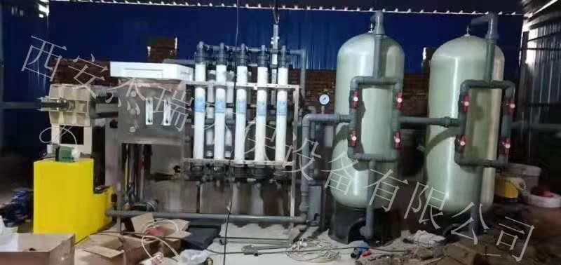 饮料生产使用全自动软化水设备的优势