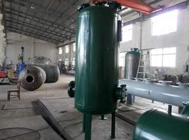锅炉软化水设备使用过程中存在的问题