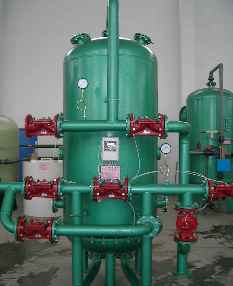 工业超纯水设备内部系统介绍