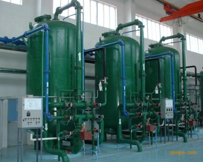 脱碱软化水设备的维护和停用保养