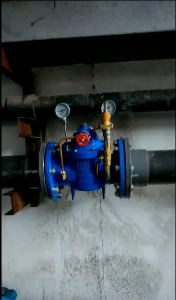 软化水设备安装电动阀及酸碱加药设备