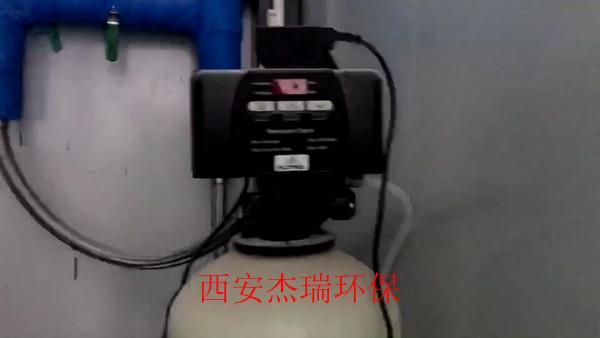 张掖新泰电子科技有限公司恒压供水设备正常运行