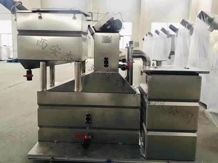 餐厨油水分离器的功能及优势