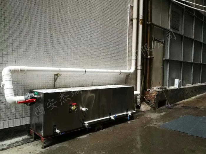 隔油池水泵发生故障的应对策略