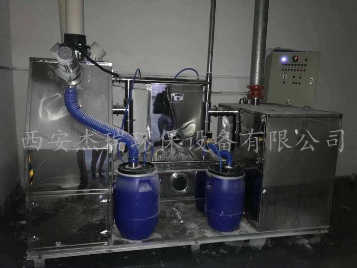 含油废水污水提升设备在生活中的重要性