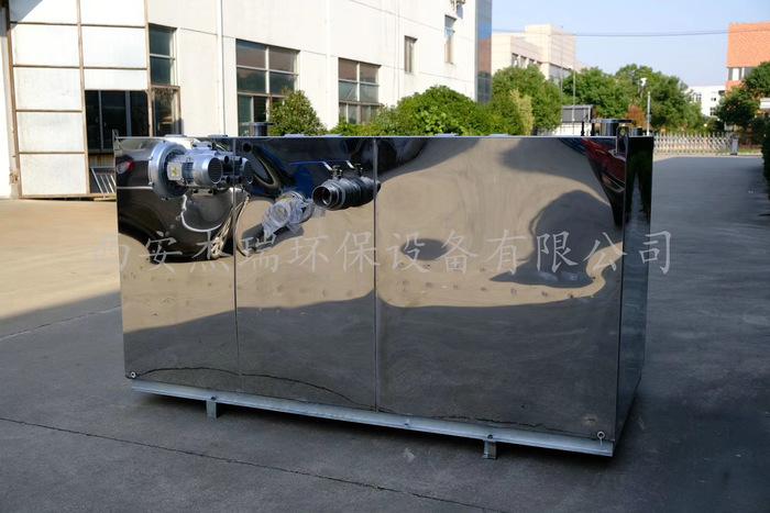 气浮法在污水提升设备中的应用