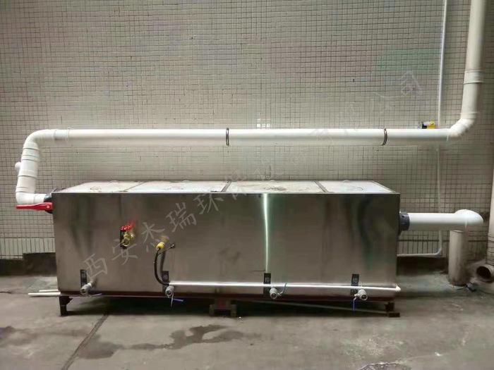 乳化油污水提升设备的工艺流程及技术方法