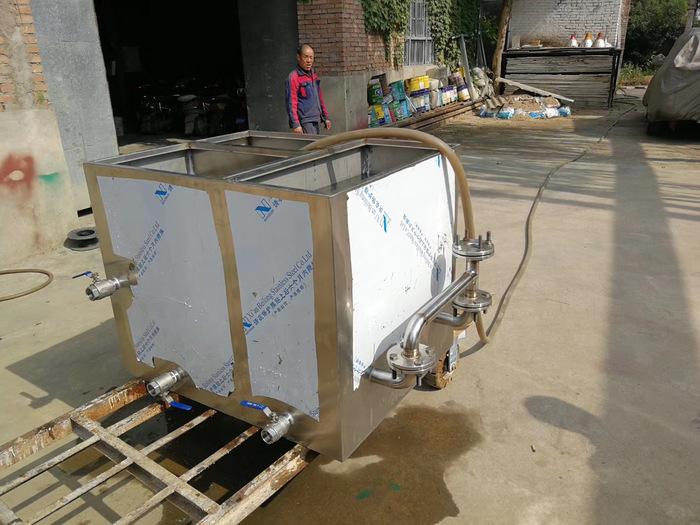 厨房隔油设备不锈钢构成优势突出