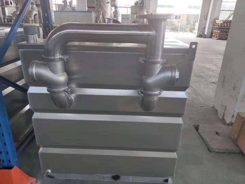 西安大型污水隔油池高性價比改造和安裝都可以聯系杰瑞