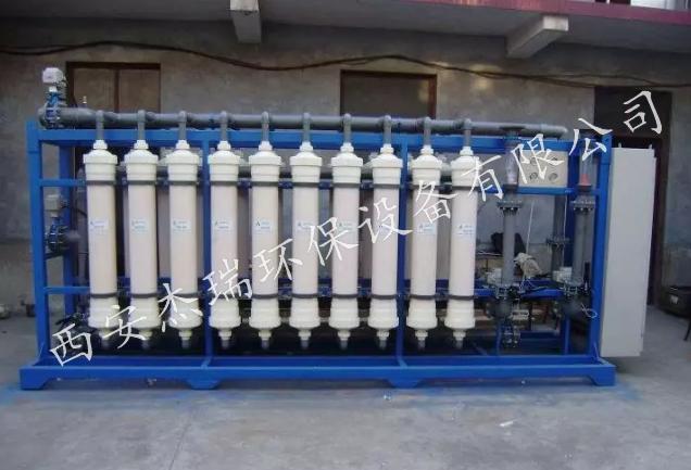 纯水过滤设备使用中出现的一些问题及解决方法