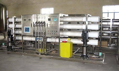 中小型一体化净水反渗透设备使用过程中注意事项