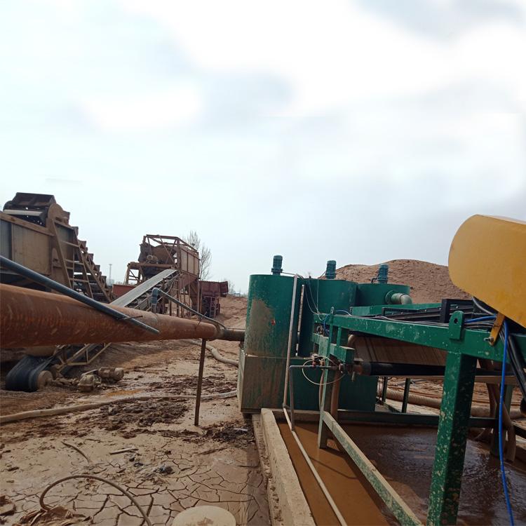 洗砂廠污水處理設備價格