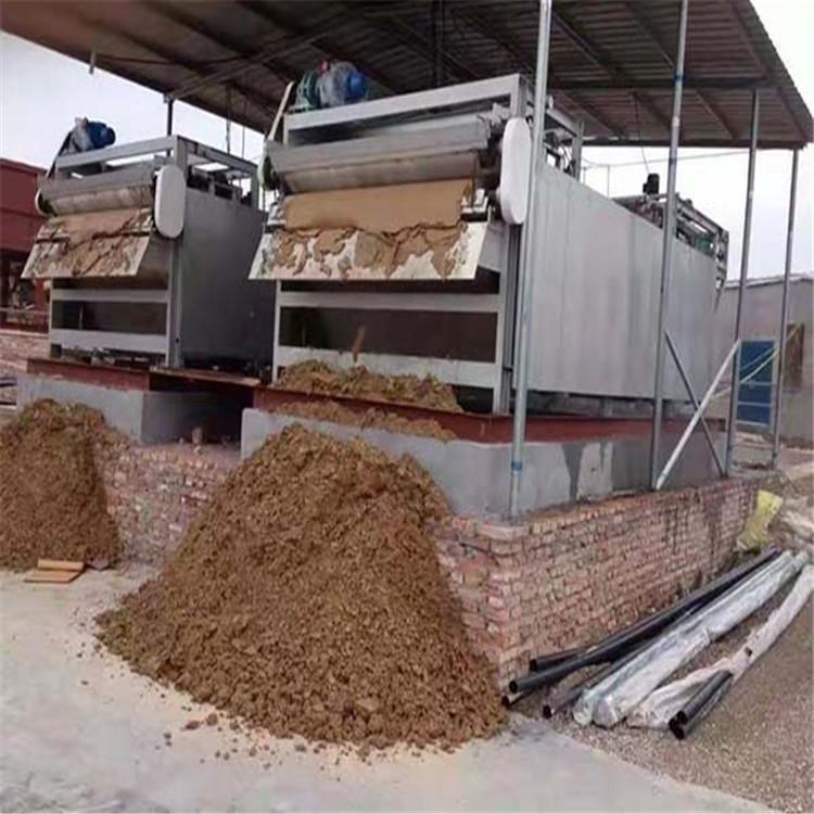 小型洗砂厂污水处理设备