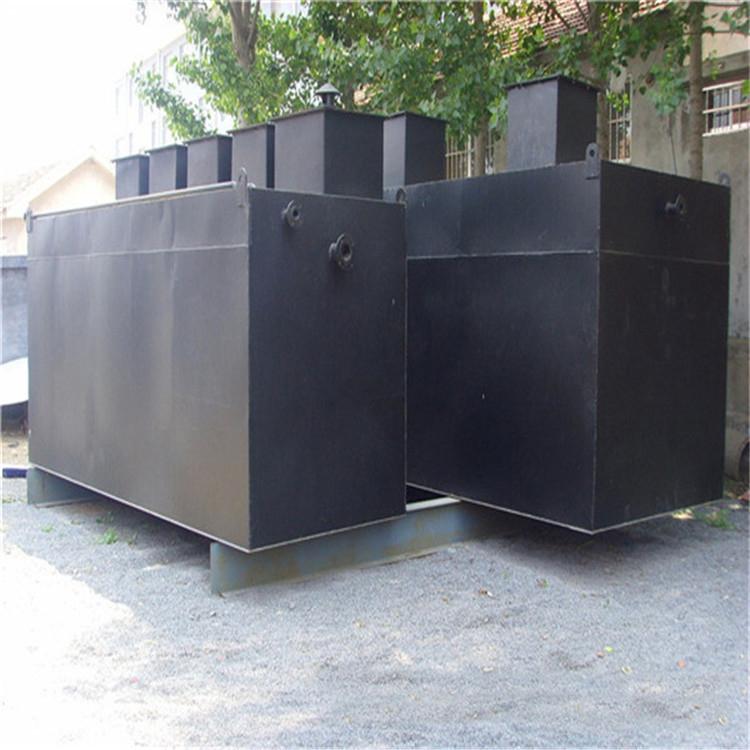 新沂市/金壇市地理式生活污水處理設備簡單使用說明書