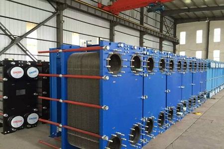 板式換熱器工廠