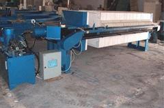 深度脱水带式压滤机的技术特点及优点