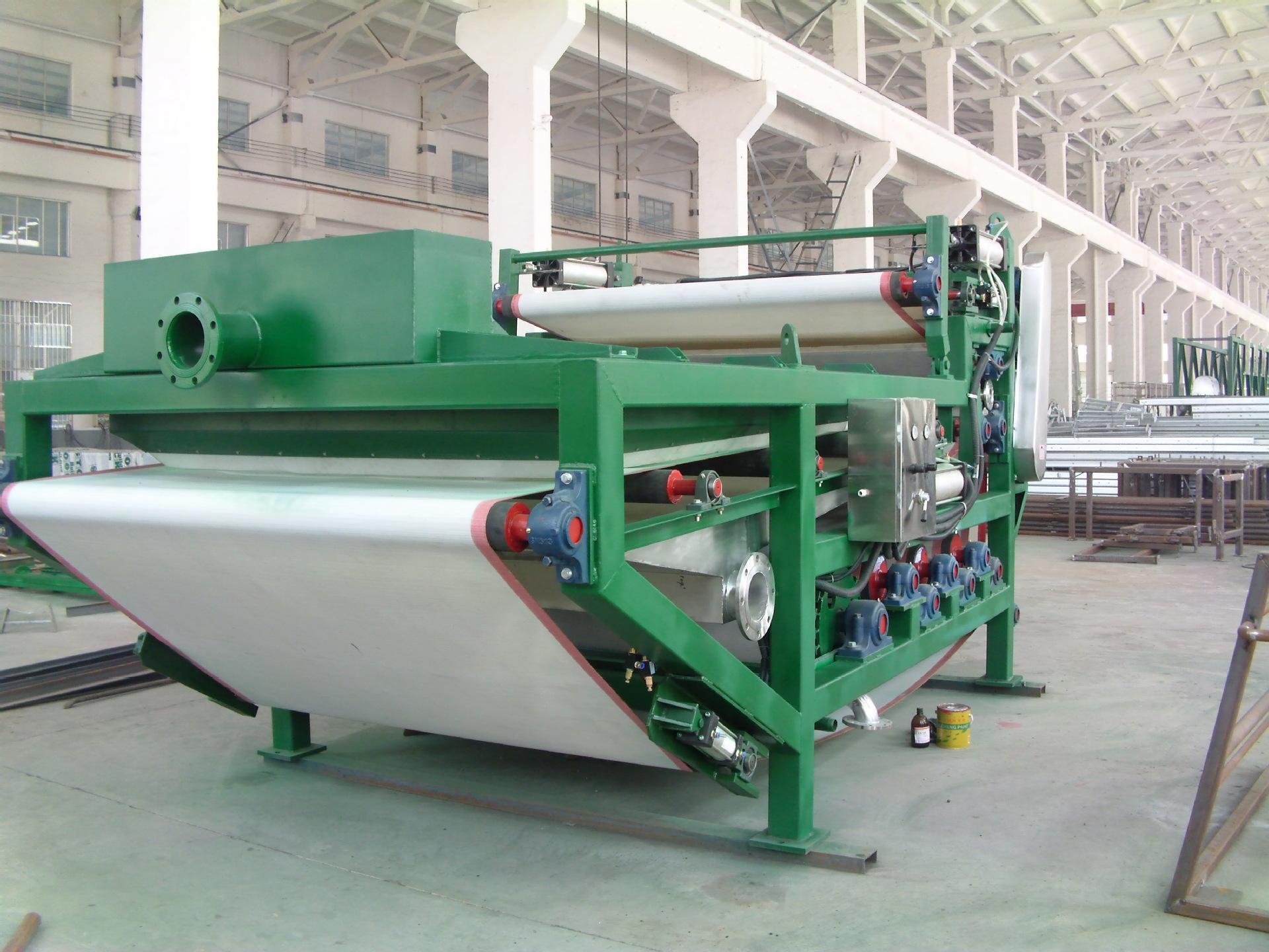 南京带式浓缩压滤机