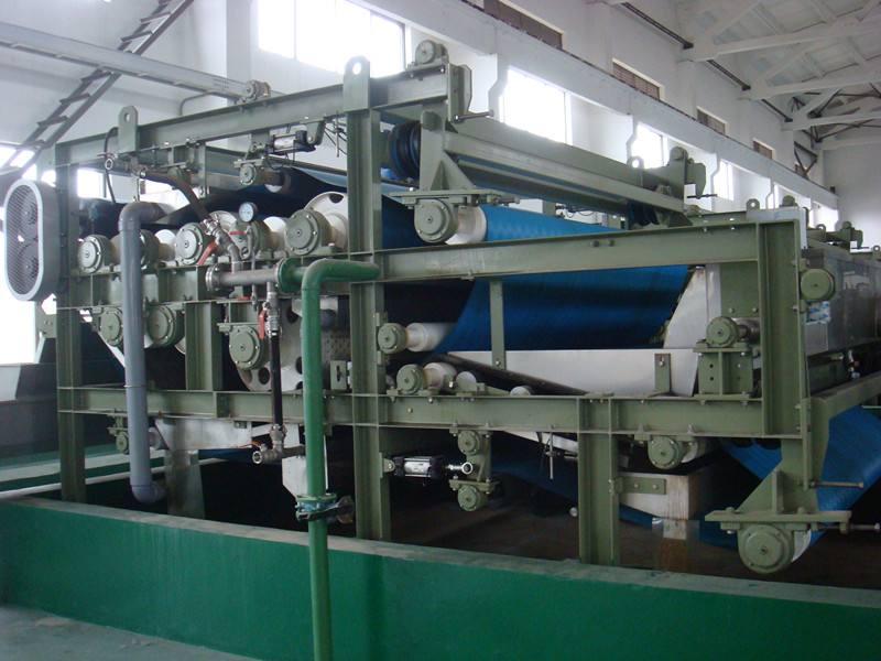 杭州浓缩带式压滤机