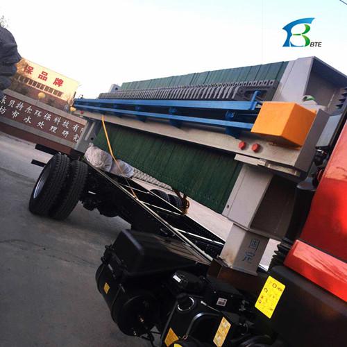 南京板框压滤机