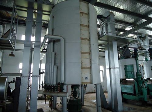 油脂预处理榨油设备