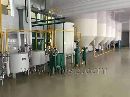 植物油浸出精炼生产线