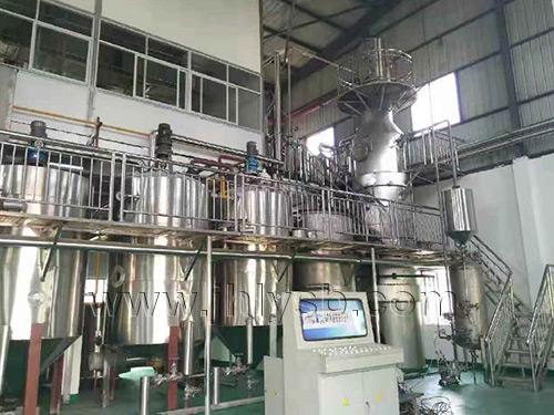 米糠油精炼加工设备