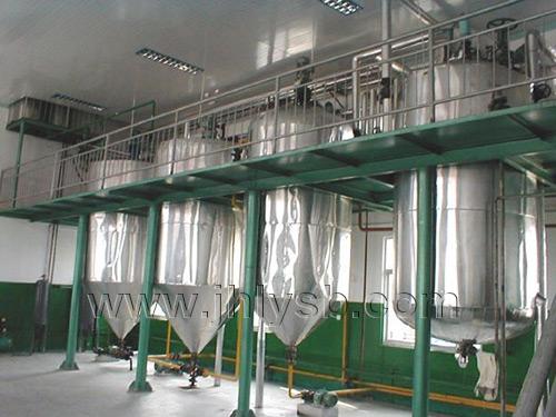 山茶油精炼设备