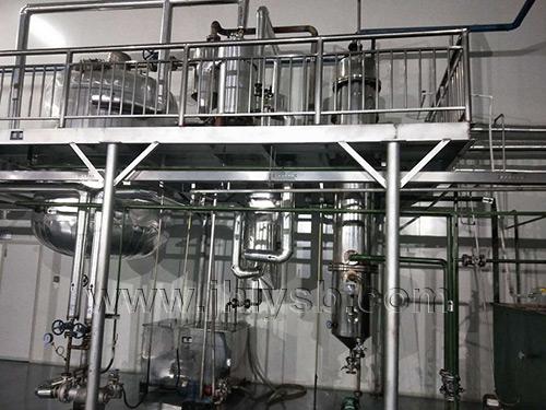 物理精炼油设备