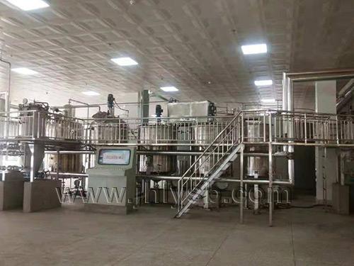 植物油精炼机器