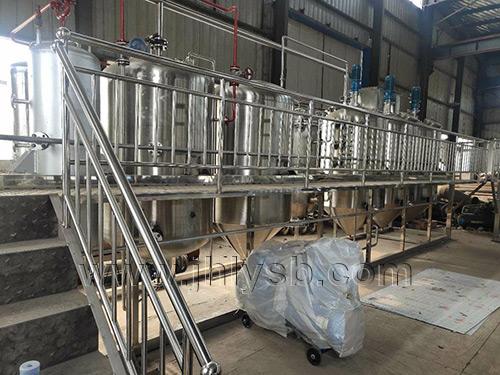 间歇式水化设备