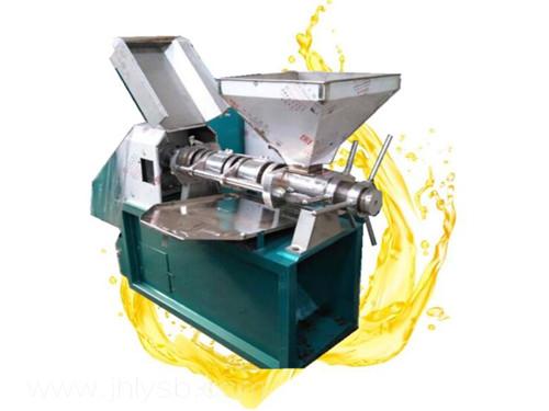 螺旋式榨油机