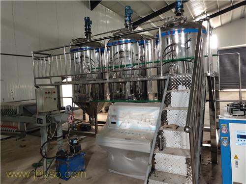 精炼油加工设备