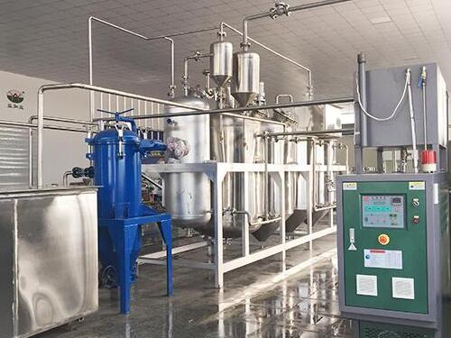 油脂精炼设备如何对食用油进行分提 分提包含什么步骤