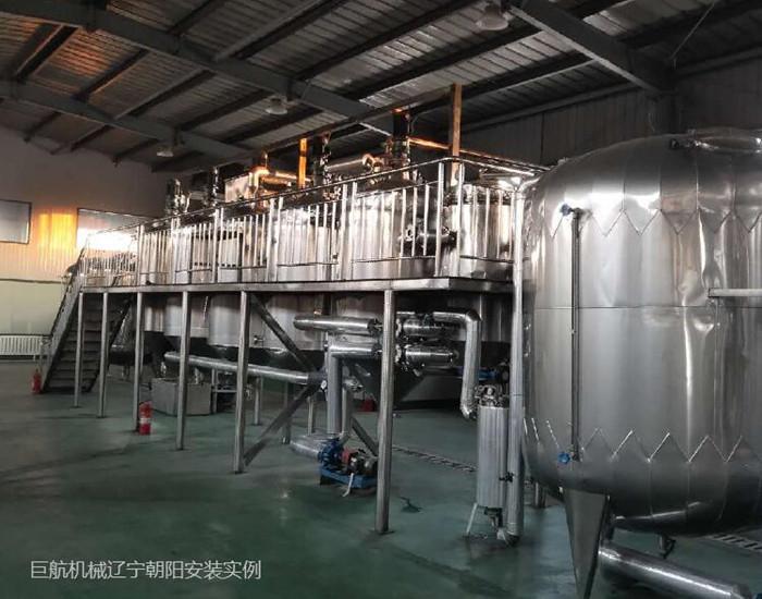 精炼油设备