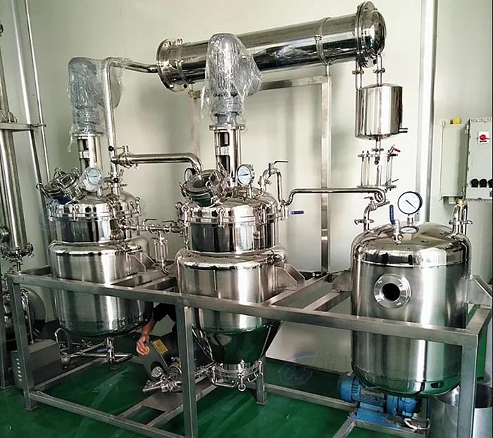 山仓子油设备