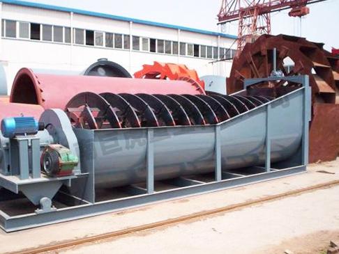 云南螺旋洗砂机械厂家