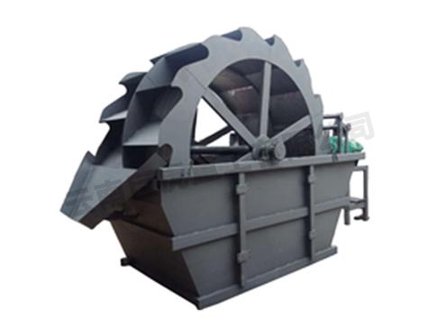 轮式洗沙机设备