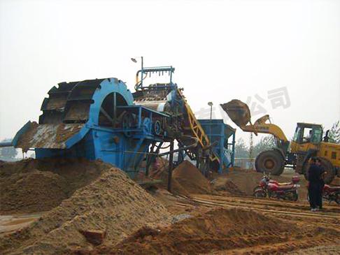 弥勒洗砂机厂家