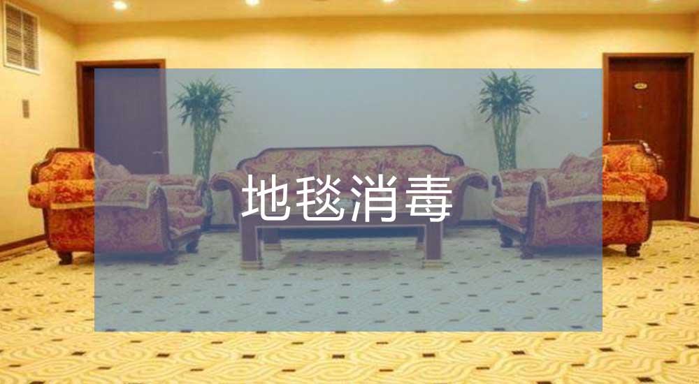 地毯消毒培训