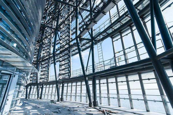 建筑玻璃幕墻的節能設計要遵循哪些原則