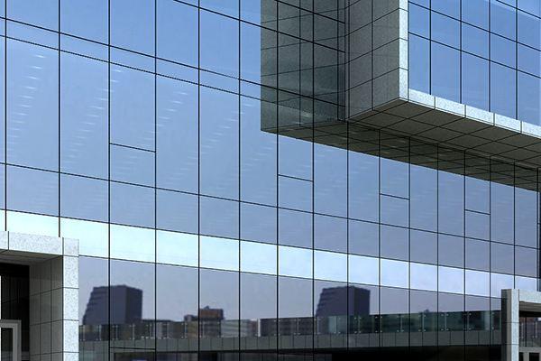 昆明玻璃幕墻工程