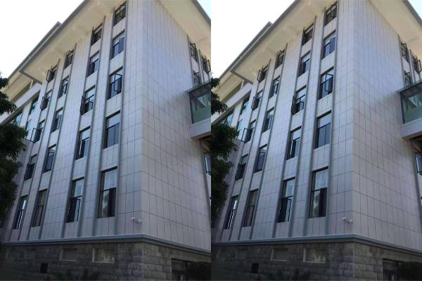 玻璃幕墙施工中如何设计才能更节能?