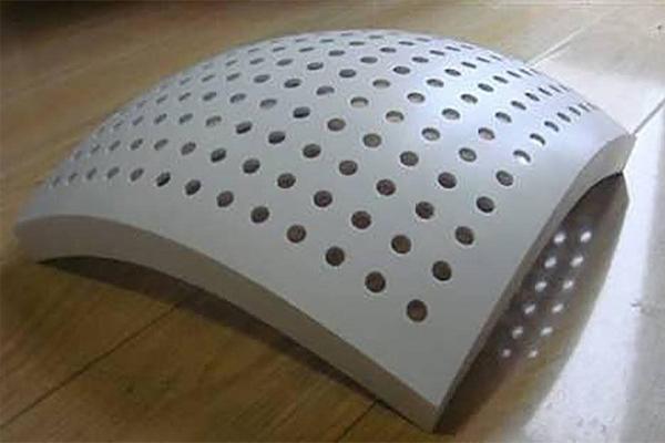 雙曲面鋁單板玻璃幕墻節點